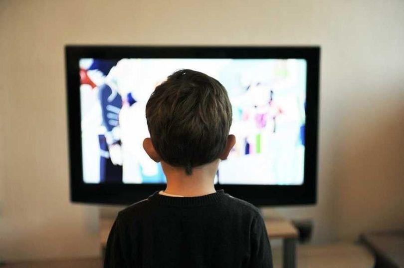 Enfant - Télévision