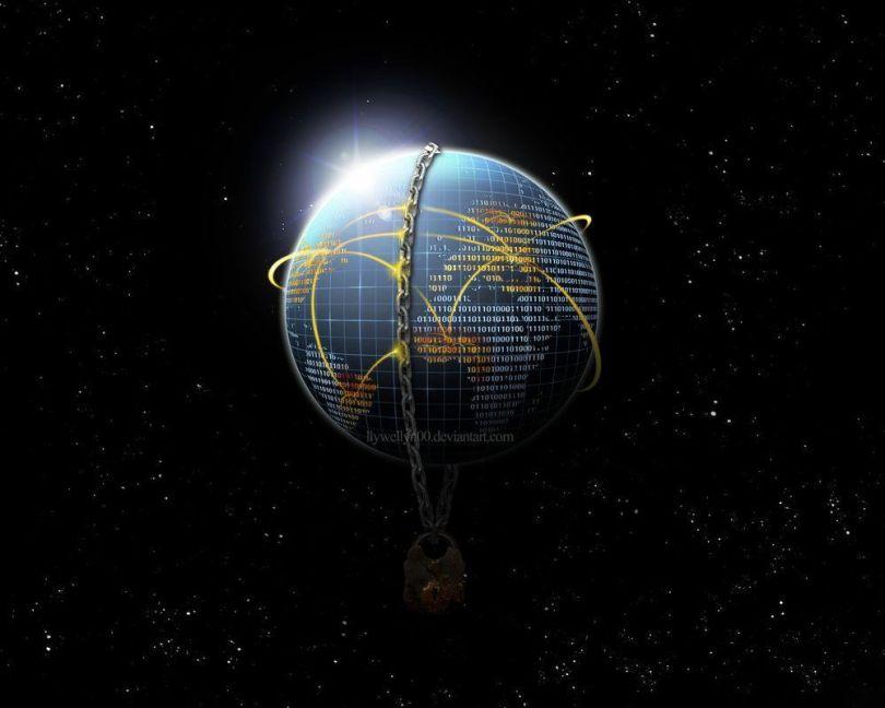 Globe terrestre – Cadenas - Chaines