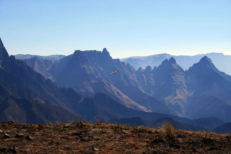 Montagnes - Afrique du sud