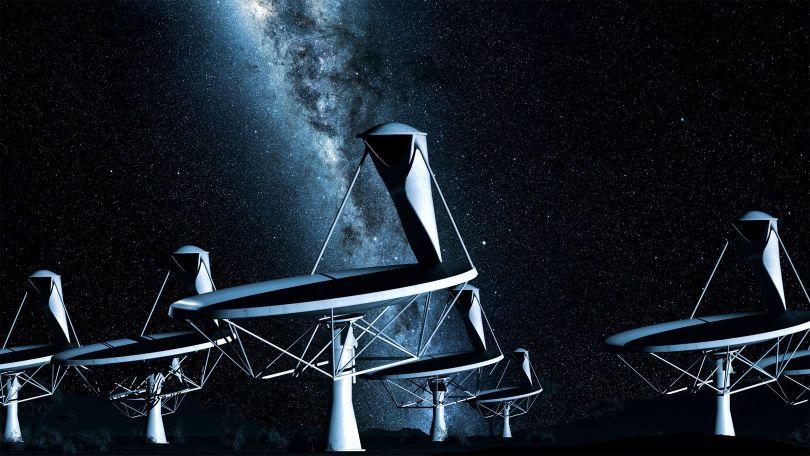 SKA - Astrophysique