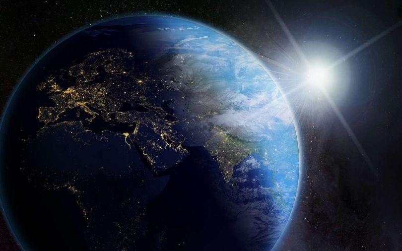 Terre - Planète - 1