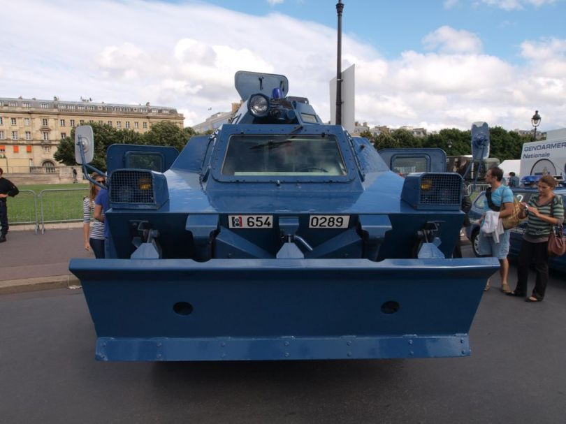 VBRG - Véhicule blindé – Gendarmerie – CRS - 1