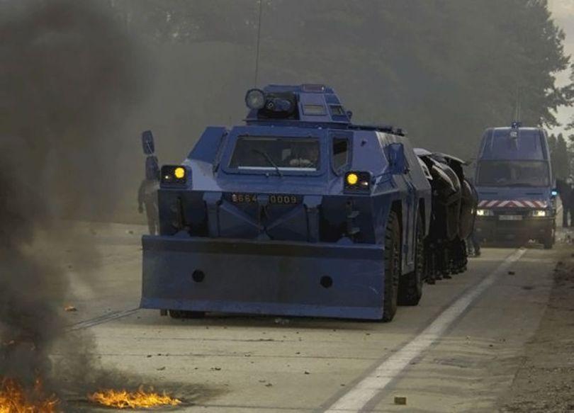 VBRG - Véhicule blindé – Gendarmerie – CRS - 2