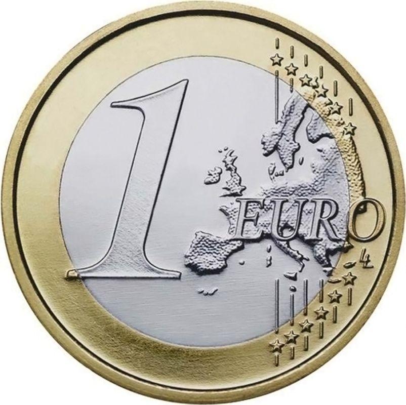 1 euro - monnaie - (1)