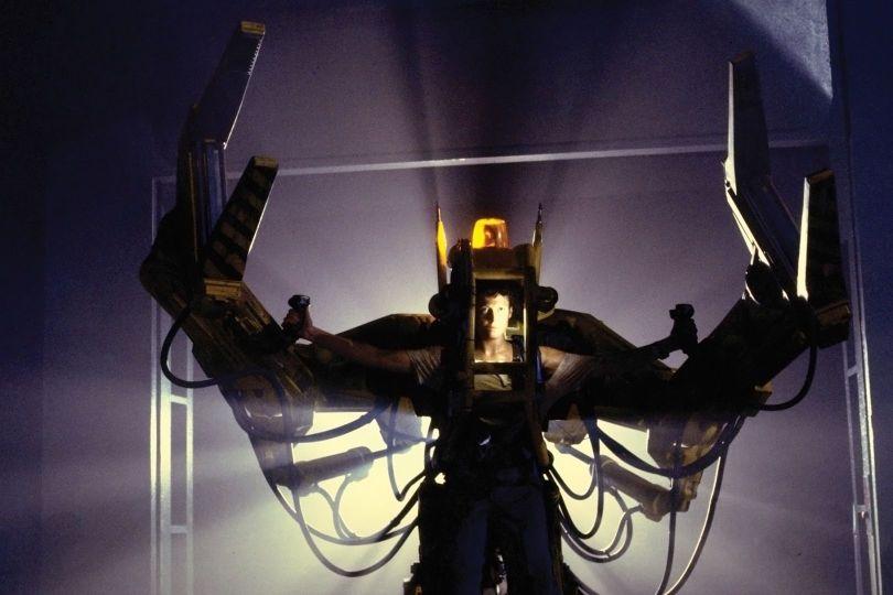 alien - ripley - exosquelette - 2