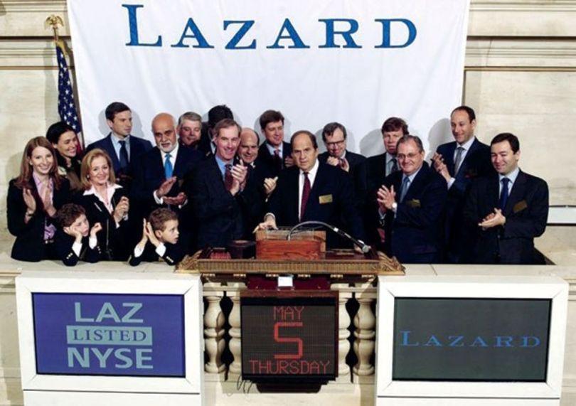 banque lazard