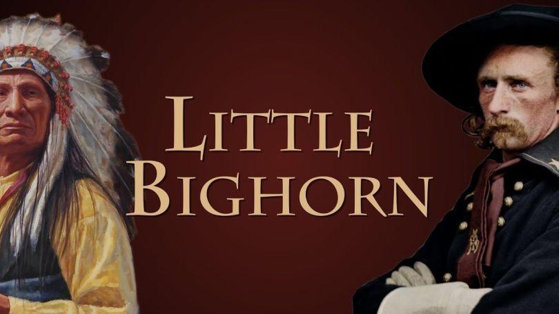 bataille de little bighorn - 1