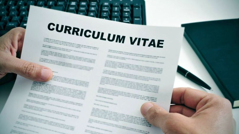 curriculum vitæ - 1