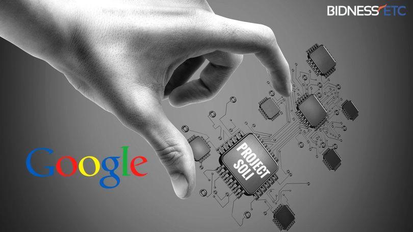 google - projet soli - 5