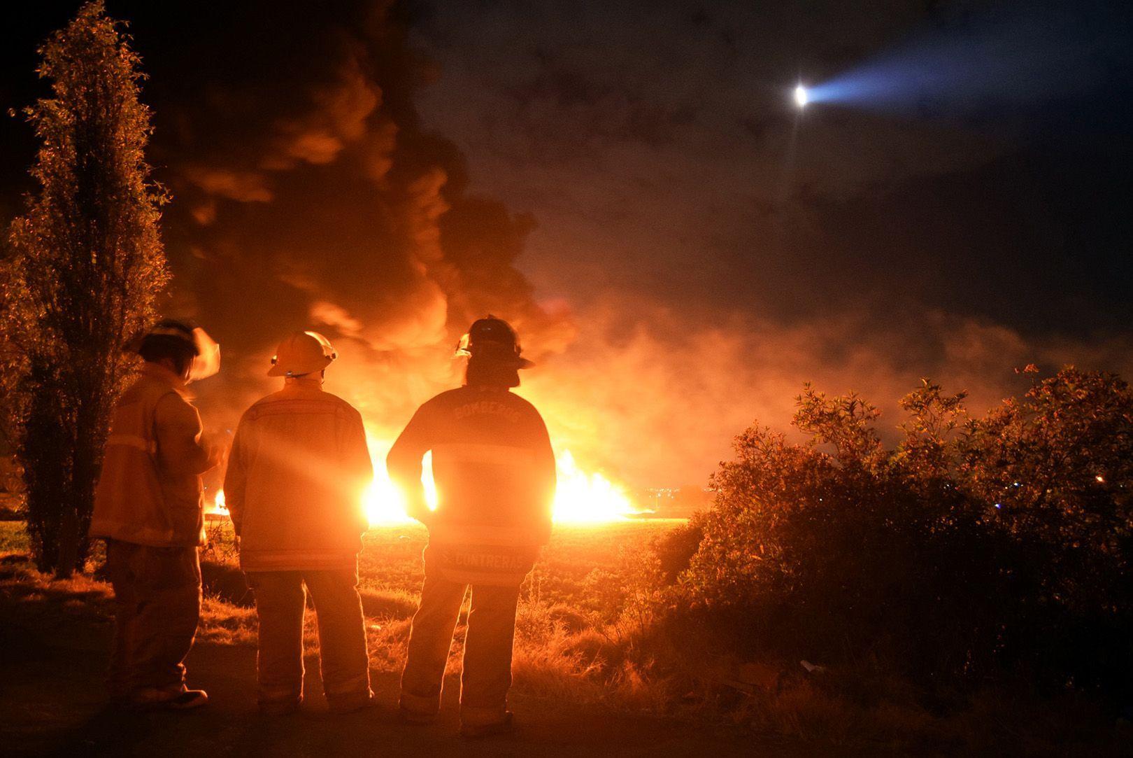 Mexique | Tlahuelilpan : Violente explosion meurtrière d'un oléoduc [Vidéos]
