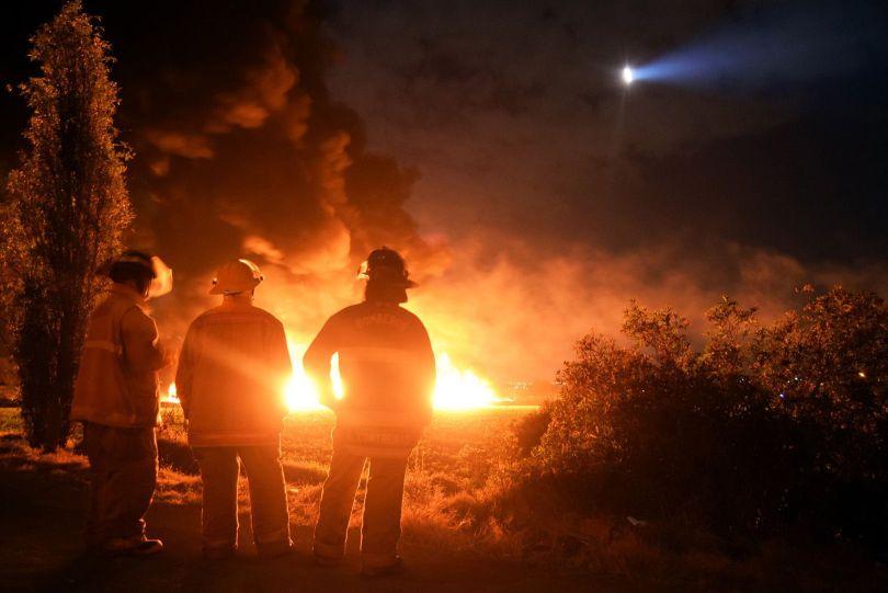 mexique - explosion – oléoduc - 2