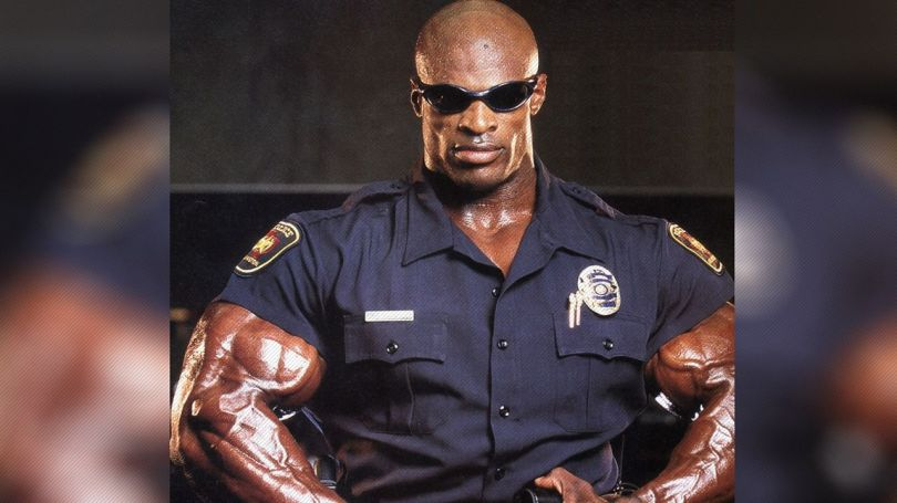 ronnie coleman - 3