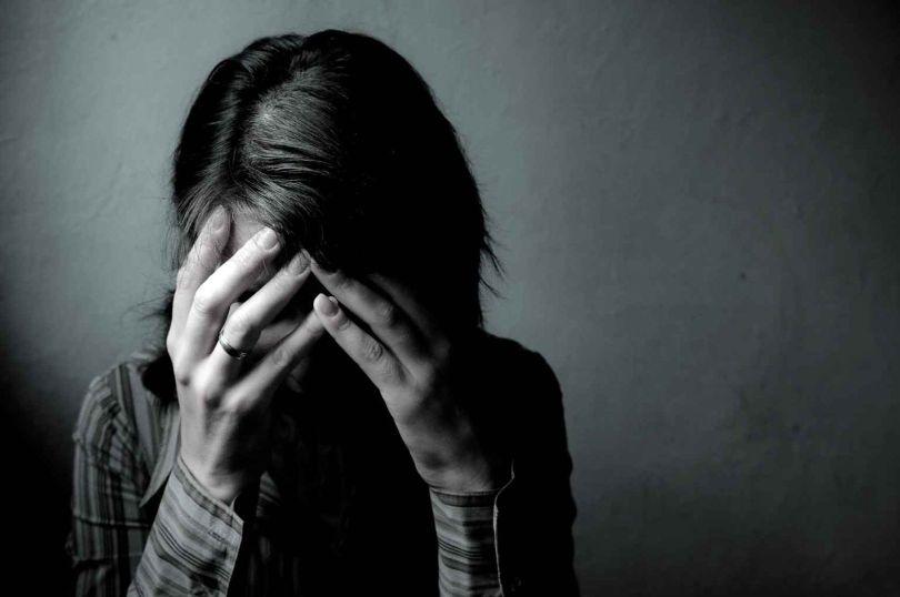 sépréssion - tristesse - femme