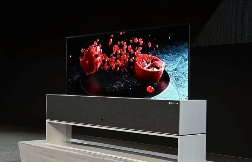 télévision - lg signature oled rollable tv - 5
