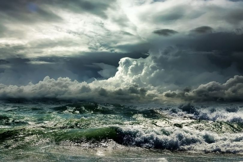 tempête - mer