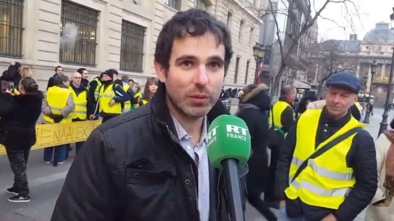 Alexandre Langlois - 1