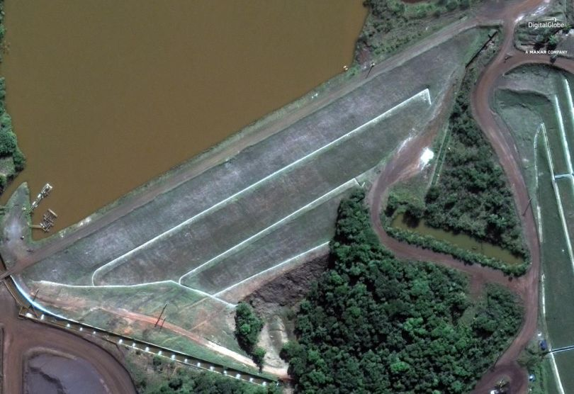 Brésil - Barrage minier – Brumadinho - 1