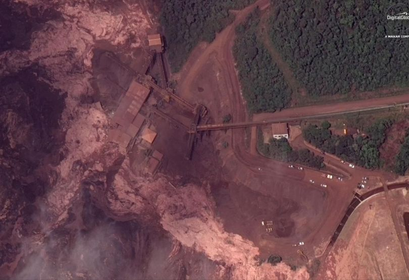 Brésil - Barrage minier – Brumadinho - 2