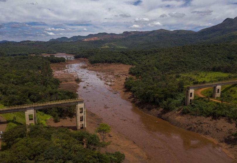 Brésil - Barrage minier – Brumadinho - 5