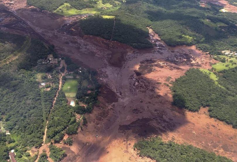 Brésil - Barrage minier – Brumadinho - 7