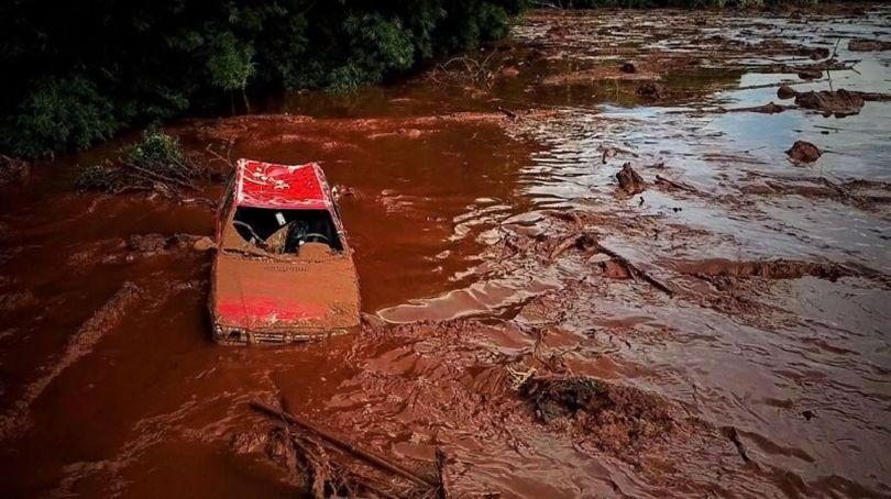 Brésil - Barrage minier – Brumadinho - A