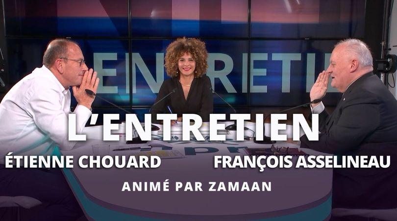 Étienne Chouard - François Asselineau - 1