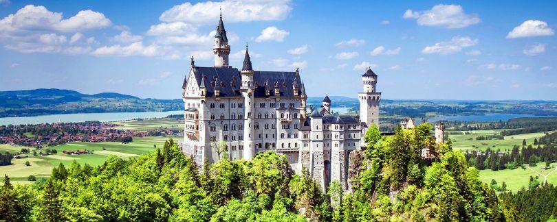Château – Castle – Neuschwanstein - 2