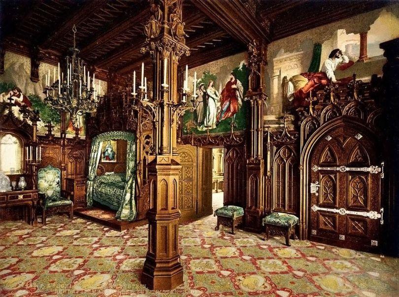 Château – Castle – Neuschwanstein - 4