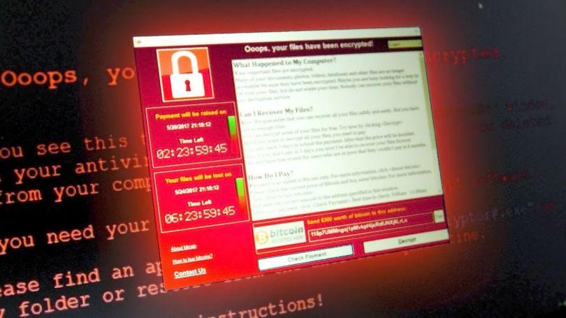 Cybersécurité – Ransomware - 1