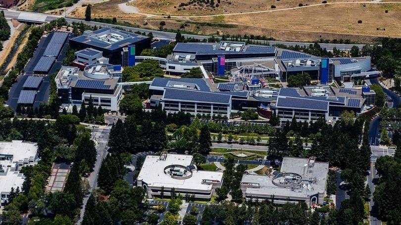 Google headquarters - Googleplex