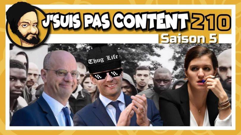 J'SUIS PAS CONTENT ! 210