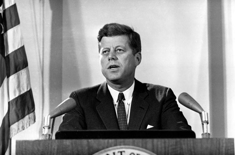 Président John F. Kennedy