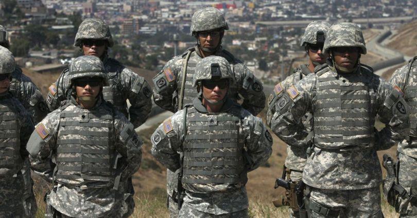 Soldats américains - 3