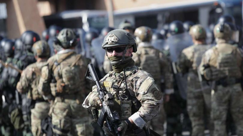 Soldats américains - 4