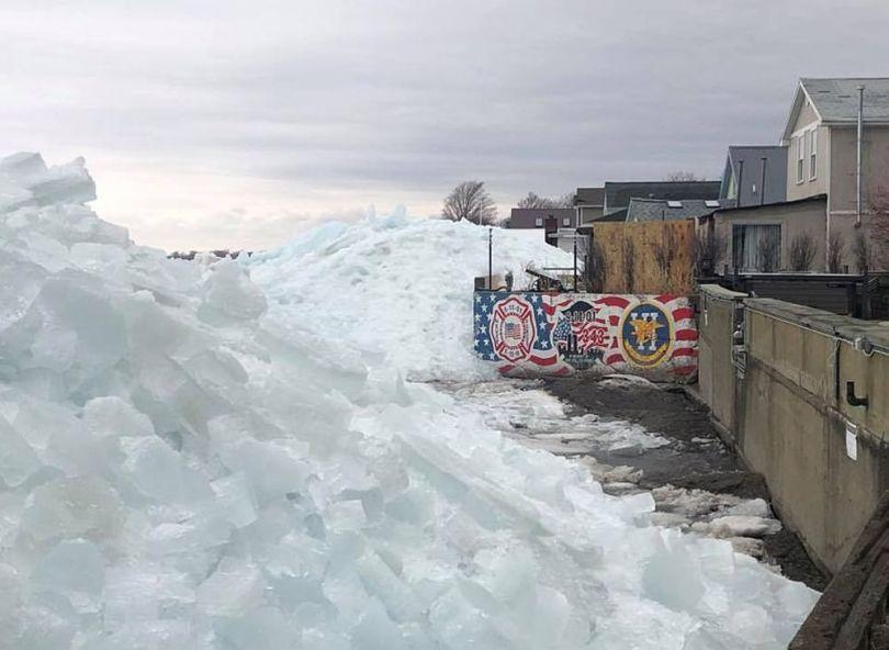 Tsunami de glace – Amérique - 3