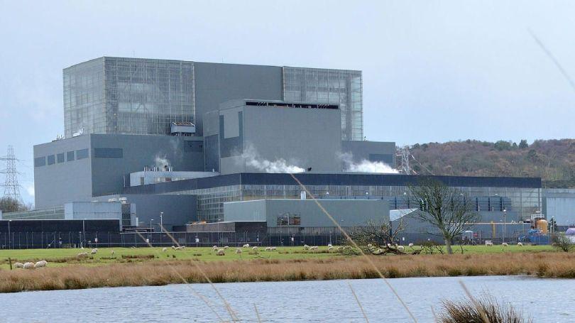 Centrale nucléaire Hunterston - 1
