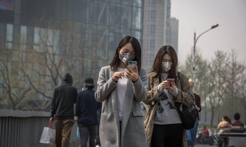 Chinoise - Smartphone