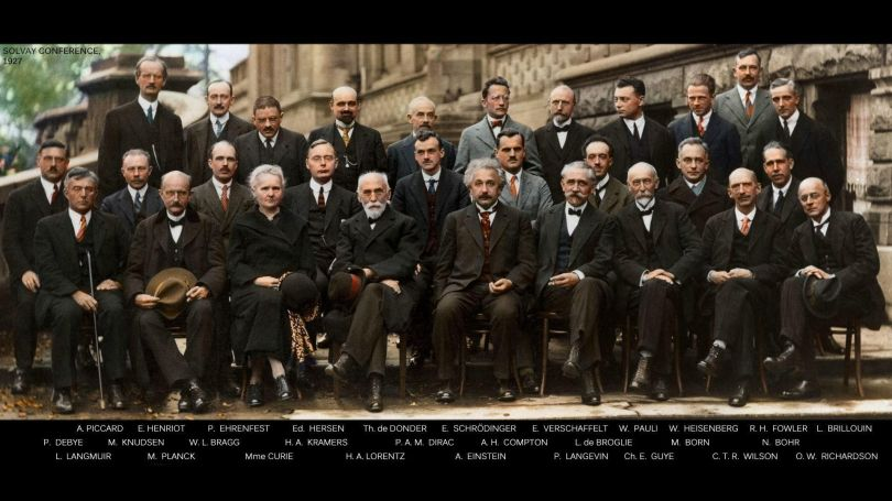Conference – Solvay - 1927