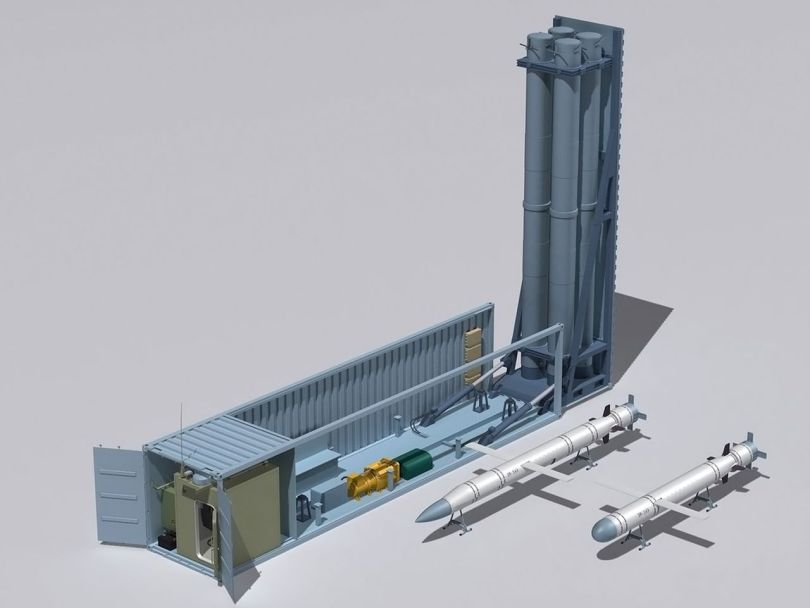 Container Missile System - 3