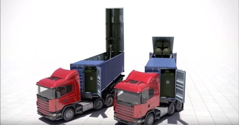 Container Missile System - 4