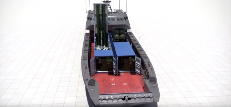 Container Missile System - 6