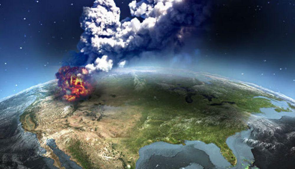 Erruption volcanique - 3