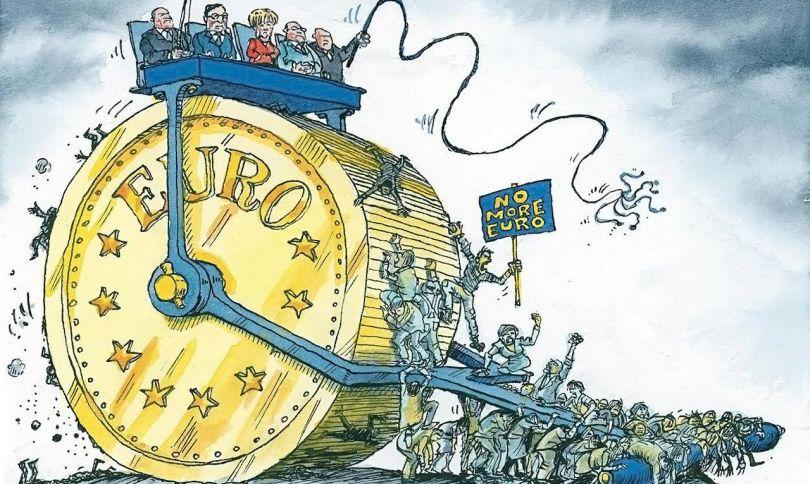 Euros – Rouleau compresseur