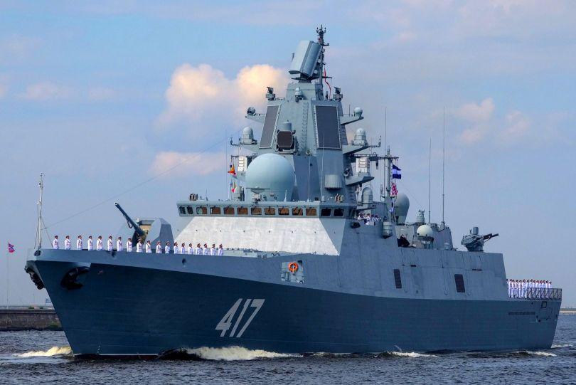 Frégate – Destroyer – Russe - Admiral Gorshkov - 1