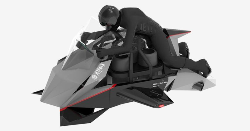 JetPack Aviation – Speeder - 3