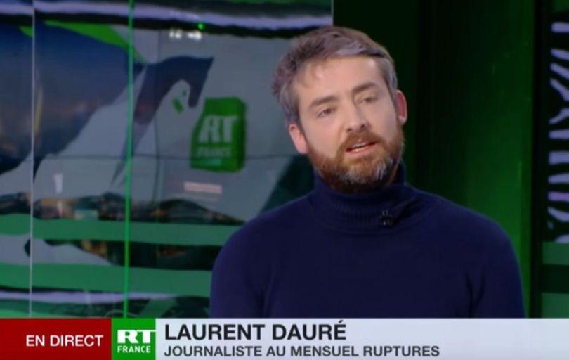 Laurent Dauré - Journaliste