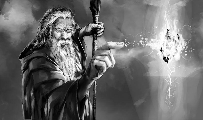 Merlin l'enchanteur - 1