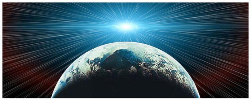 Neutrino - Terre