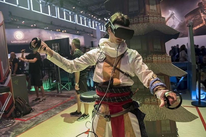 Réalité virtuelle - 3