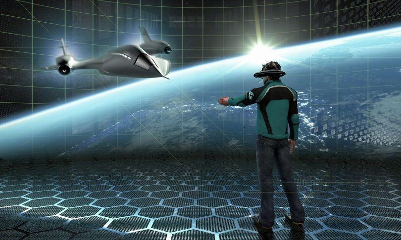 Réalité virtuelle - 4